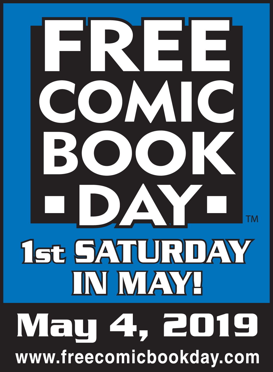 Free Comic Book Day 2019 May 5th 2019 Vancouver